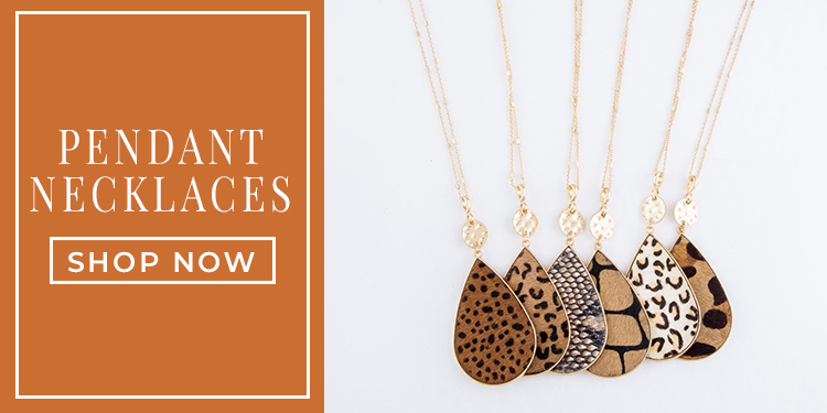 10-20 Pendant Necklaces