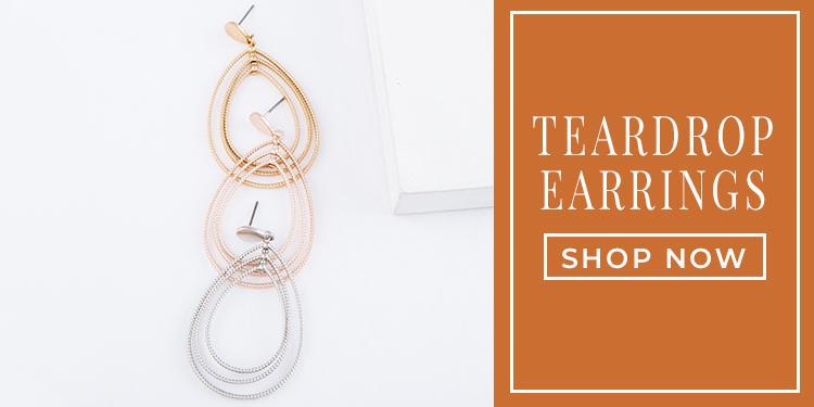 10-20 Teardrop Earrings