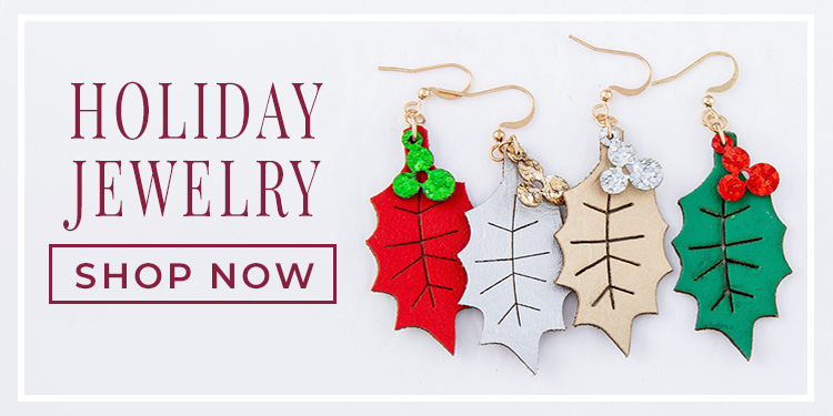 10-20 3 Holiday Jewelry