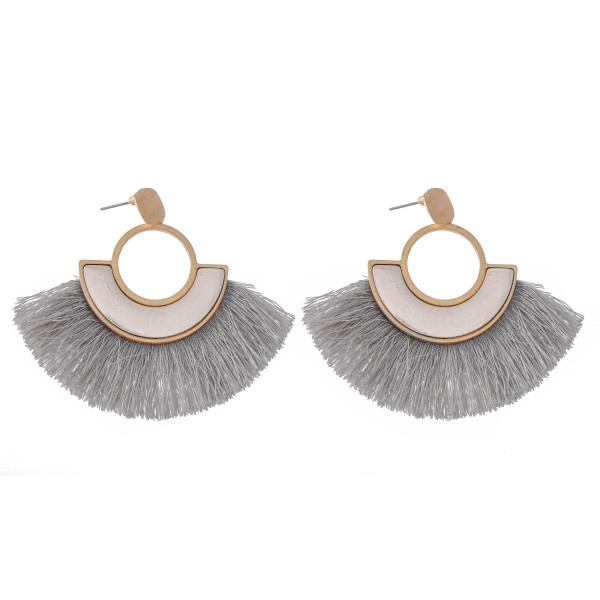 Wholesale two Modern Tassel Drop Earrings L