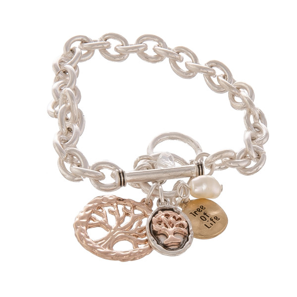 Wholesale metal chain linked bracelet charms Approximate