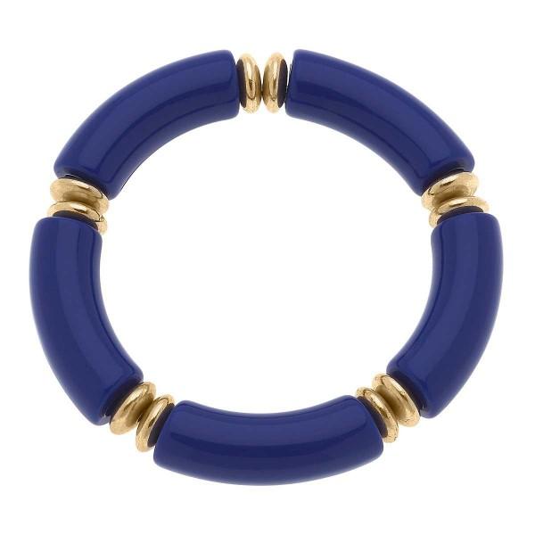 Wholesale resin Bracelet Gold Beads Diameter