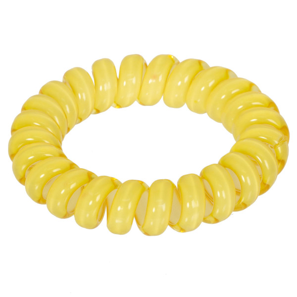 Wholesale strong Grip No Pull Telephone Cord Hair Tie