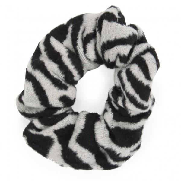 Animal Print Hair Scrunchie.