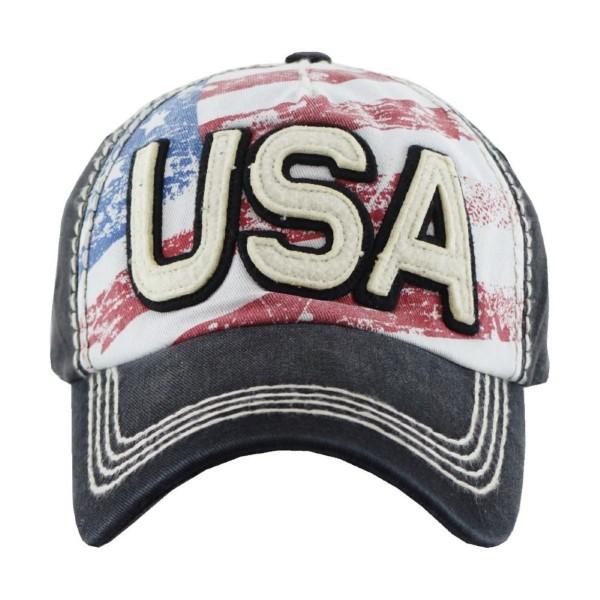 Wholesale embroidered vintage ball cap washed details o cotton o Adjustable back