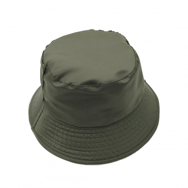 Floral Camouflage Bucket Hat.   - 100% Cotton - One Size Fits Most