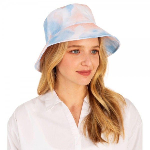 Tie Dye Bucket Hat.   - 100% Cotton  - One Size Fits Most