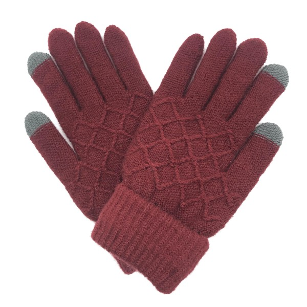 Do everything in Love Brand  knitted gloves  - One size fits most