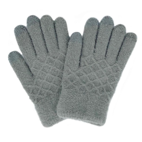 Do everything in Love Brand knit gloves  - One size fits most - 100% Acrylic