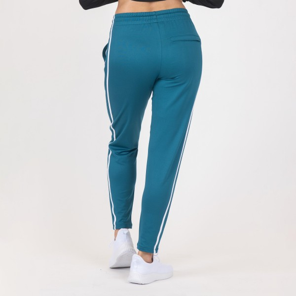 Full Length Jogger Sweatpants With Pockets and Drawstrings. (6 Pack)  - Full Length Jogger Sweatpants - 2 Pockets - Fashionable and functional elastic waistband & ankles that provide a secure flattering fit - Material: 90% Polyester, 10% Spandex - Sizes: 1-S, 2-M, 2-L, 1-XL