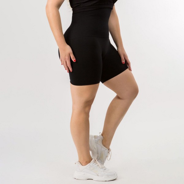 Plus Size Bike Shorts Featuring a High-Rise, Tummy Control Waistband and Ultra-Soft French Terry Lining. (6 Pack)  • High Waisted • Compression Control Top Waistline • Ribbed Elasticized Waistband • Tummy Control • Biker Shorts • Ultra-Soft French Terry Lining • Solid Color • Very Stretchy • Comfortable • One Size Fits Most   Material: 55% Viscose, 40% Polyester, 5% Spandex  Pack Breakdown: 6pcs/pack. Plus Size (One size)