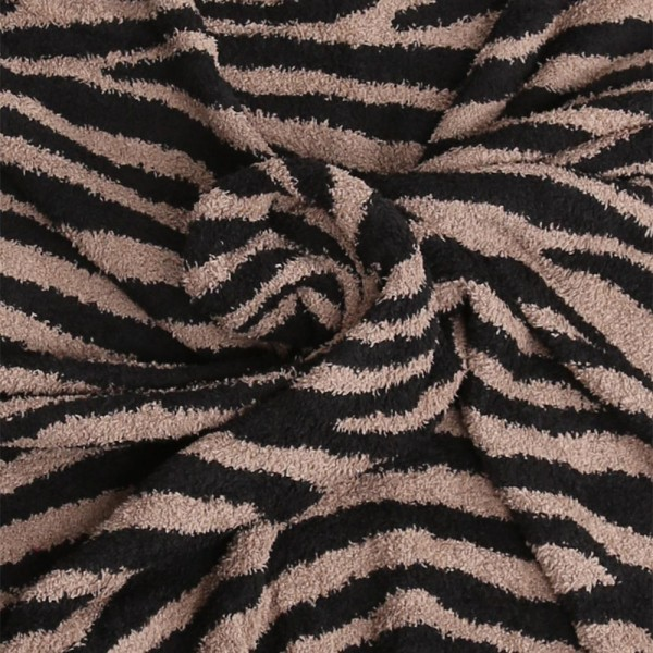 """Super Soft Animal Print Comfy Luxe Knit Blanket. The Softest Throw Blanket Made of the Highest Quality Material. So Soft You Have to Feel Them for Yourself. This Luxurious Throw is a Guaranteed Best Seller this Season!   - Approximately 50"""" W x 60"""" L -100% Polyester  - Extra Plush and Cozy"""