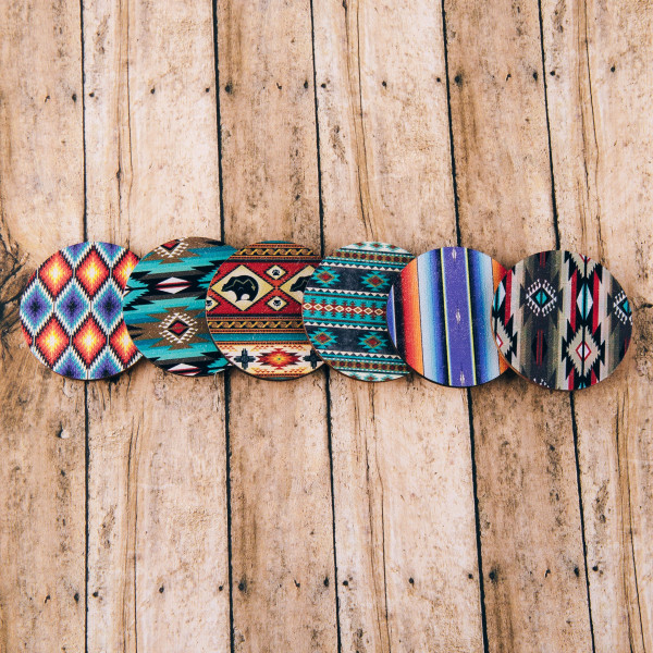 "Accessorize your phone grip with this wooden tribal print peel and stick charm. Approximately 1.5"" in diameter. Fashion charms can also be used for the following:  - Laptops - Refrigerator Magnets - On DIY Home Projects - Car Dashboard - And anywhere you can Imagine"