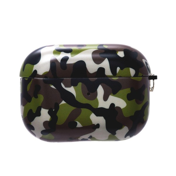 Printed Hard Plastic Protective Skin for AirPod Pro Case.  - Compatible with AirPods Pro Only - Silicone Seal Strip  - Full 360 Protection - Carabiner Included   Headphones not Included.