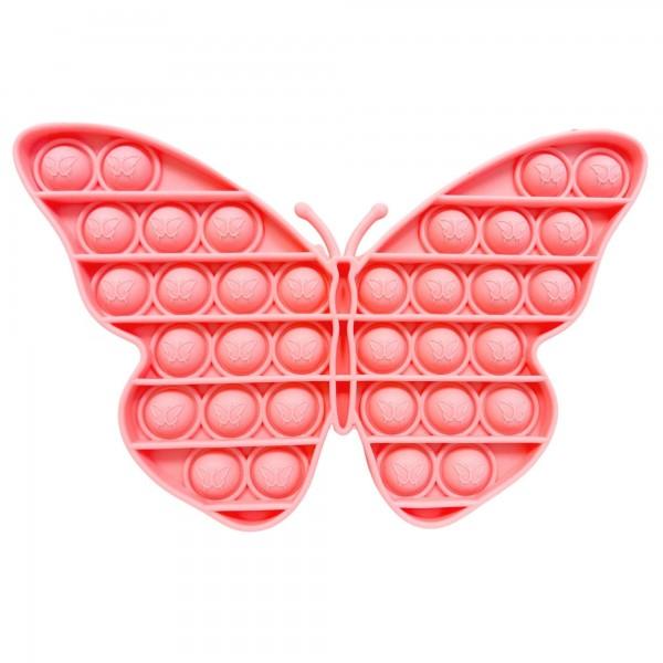 "Butterfly Push Pop Fidget Toy.  - Ages 3+ - As Seen On TikTok - ""It's Like Bubble Wrap That Never Ends!"""