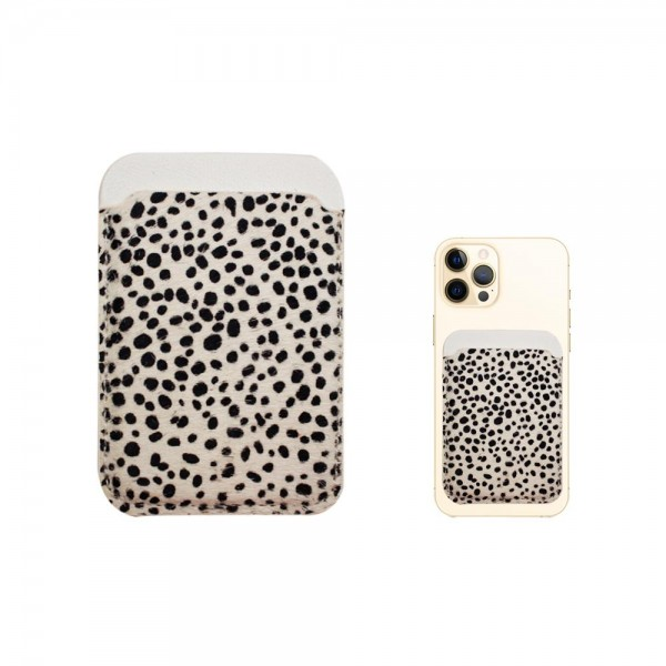 Self Adhesive ID and Card Holder.   - Self Adhesive Back Makes Application To Your Phone a Breeze.