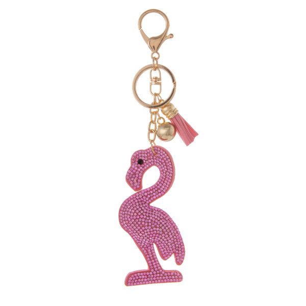 """Large plush keychain with pocket clips. Approximate 2"""" in length."""