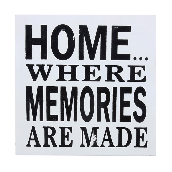 Wholesale distressed wooden reads Home Where memories made