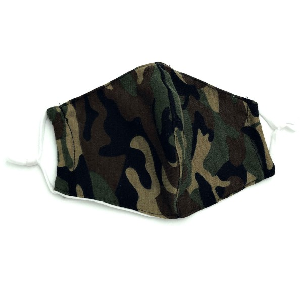 Do everything in Love Brand Adjustable Camouflage Face Mask with Filter Insert.   - Non-Medical - Adjustable Ear Loops - Washable & Reusable - Wash After Each Use - Double Layer Fabric - Filter Insert (Filter Not Included)**  - Blocks against Sunlight / Dust / Etc - One size fits most Adults  *** ALL Sales Final Due to CDC Recommendations