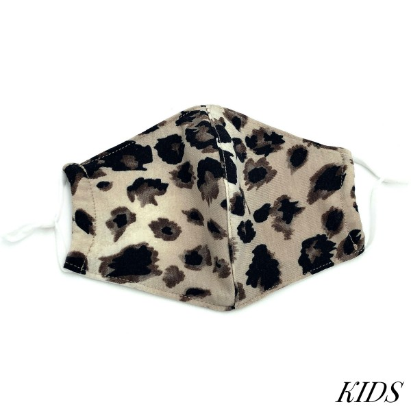 Do everything in Love Brand Kids Adjustable Animal Print Face Mask with Filter Insert.  - Non-Medical - Adjustable Ear Loops - Washable & Reusable - Wash After Each Use - Double Layer Fabric - No Filter or Filter Insert - Blocks against Sunlight / Dust / Etc - One size fits most Kids (5-11)  *** ALL Sales Final Due to CDC Recommendations