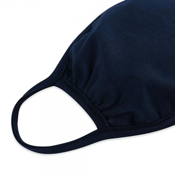 Adults Reusable Solid T-Shirt Cloth Face Mask with Filter Insert.  - Machine Wash in Cold - Mild Detergent - Lay Flat to Dry - Do Not Bleach - Washable & Reusable  - These Mask Have NO Filter - Insert for Filter - Filter Sold Separately** - One Size Fits Most Adults - Exterior Material: 95% Polyester / 5% Spandex - Interior Material: Cotton Blend in Ivory or White  ** These Mask Are Not For Professional Use and Not Medically Rated. These Mask Has No Proven Effectiveness Against Any Viruses. *** ALL Sales Final Due to CDC Recommendations