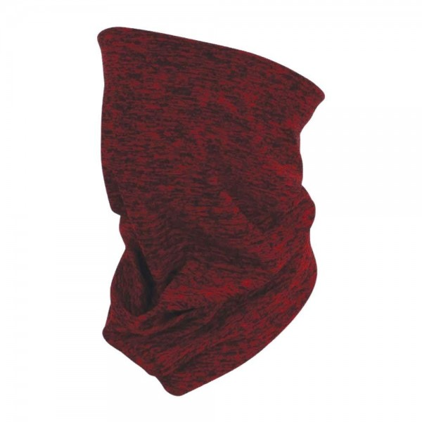 Heather Red Seamless Tubular Bandana Face Mask.   - Seamless - Tubular Style - Easy Pull Up & Down - Washable & Reusable - Lightweight & Breathable - Helps Protect agains Dust, Wind, Sunlight Etc. - Covers Neck - Multifunctional Wear - These Mask Are Non-Medical - No Filter - One size fits most - 100% Polyester Microfibre  *** ALL Sales Final Due to CDC Recommendations
