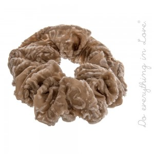 Do everything in Love Brand Velvet Hair Scrunchie.  - One size - 100% Polyester