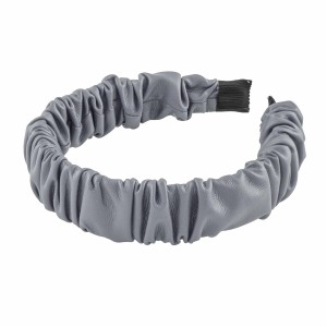 Do everything in Love Brand PU Scrunchie Headband.  - One size fits most - 100% PU