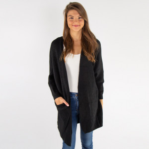 Do everything in Love Brand Lightweight Knit Cardigan with Pockets.  - One size fits most 0-14 - 100% Acrylic