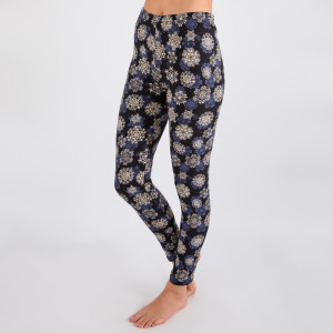 """New Mix printed Christmas print peach skin leggings are seamless, chic, and a must-have for every wardrobe. These lightweight, full-length leggings have a 1"""" waistband. They are versatile, perfect for layering, and available in many unique prints. 92% Polyester 8% Spandex. One size fits most, fits US women's 0-14."""