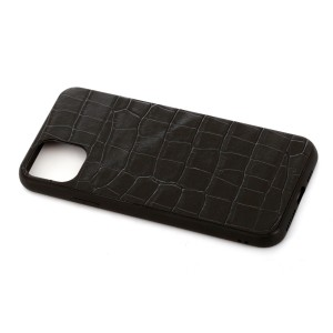 Fitted Gator Faux Leather Cell Phone Case for iPhone XS Max.  - Fits iPhone XS Max - Gator Faux Leather Print - Hard Plastic Material   iPhone XS Max – 6.20 inches x 3.05 inches x 0.30 inch
