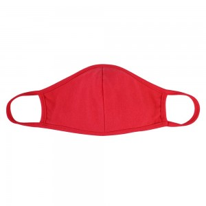Adults Reusable Solid Color T-Shirt Cloth Face Mask with Seam.  - Machine Wash in Cold - Mild Detergent - Lay Flat to Dry - Do Not Bleach - Reusable Face Mask - These Mask Have NO Filter - One Size Fits Most Adults - Exterior Material: 95% Polyester / 5% Spandex - Interior Material: Cotton Blend in Ivory or White  ** These Masks Are Not For Professional Use and Not Medically Rated. These Masks Have No Proven Effectiveness Against Any Viruses. *** ALL Sales Final Due to CDC Recommendations