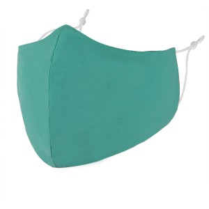 Non-Medical Solid Washable & Reusable Fashion Face Mask with Seam & Adjustable Ear Loop.  - Wash Before Use - Reusable / Washable / Latex Free - Eco-Friendly - Protects from Dust / Fog / Spray / Pollen - Adjustable Earloop - One size fits most Adults - Cotton & Elastic   *** ALL Sales Final Due to CDC Recommendations