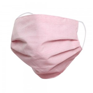 ADULTS Non-Medical Solid Pleated Washable & Reusable Fashion Face Mask with Ear Loop.  - Wash Before Use - Reusable / Washable / Latex Free - Eco-Friendly - Protects from Dust / Fog / Spray / Pollen - One size fits most Adults - Cotton & Elastic  *** ALL Sales Final Due to CDC Recommendations