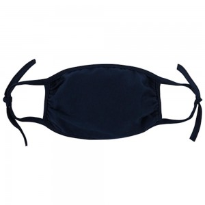 Adults Reusable T-Shirt Cloth Face Mask Featuring Adjustable Ear Ties.  - Machine Wash in Cold  - Mild Detergent  - Lay Flat to Dry  - Do Not Bleach  - Adjustable / Washable / Reusable  - These Mask Have NO Filter  - One Size Fits Most Adults  - Exterior Material: 95% Polyester / 5% Spandex - Interior Material: Cotton Blend in Ivory or White  ** These Masks Are Not For Professional Use and Not Medically Rated. These Masks Have No Proven Effectiveness Against Any Viruses.  *** ALL Sales Final Due to CDC Recommendations