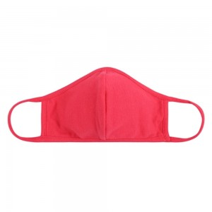 Adults Reusable Solid Color T-Shirt Cloth Face Mask with Seam.  - Machine Wash in Cold - Mild Detergent - Lay Flat to Dry - Do Not Bleach - Washable & Reusable  - These Mask Have NO Filter - One Size Fits Most Adults - Exterior Material: 95% Polyester / 5% Spandex - Interior Material: Cotton Blend in Ivory or White  ** These Masks Are Not For Professional Use and Not Medically Rated. These Masks Have No Proven Effectiveness Against Any Viruses. *** ALL Sales Final Due to CDC Recommendations