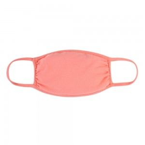 Adults Reusable Solid Color T-Shirt Cloth Face Mask.  - Machine Wash in Cold - Mild Detergent - Lay Flat to Dry - Do Not Bleach - Washable & Reusable  - These Mask Have NO Filter - One Size Fits Most Adults - Exterior Material: 95% Polyester / 5% Spandex - Interior Material: Cotton Blend in Ivory or White  ** These Masks Are Not For Professional Use and Not Medically Rated. These Masks Have No Proven Effectiveness Against Any Viruses. *** ALL Sales Final Due to CDC Recommendations