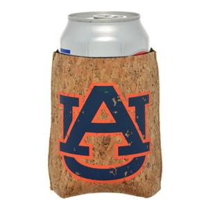 Officially licensed Auburn University cork board Drink Hugger