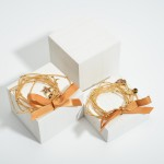 Wholesale pC Beaded Springy Cord Stretch Bracelet Set Star Charm PC Per Set Dia