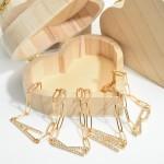 Wholesale gold Chain Initial Bracelet CZ Accents Diameter