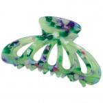 Wholesale acrylic Claw Hair Clip Acrylic Long
