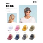 Wholesale uSA Embroidery Flag Ponytail Cap Mesh Back Cotton Polyester