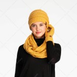 Wholesale c C Hat Solid Ribbed Beanie Original Beanie One fits most Acrylic Matc
