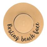 Wholesale c C ST Natural Resting Beach paper straw brim sun hat ribbon One fits