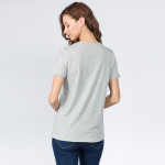 Wholesale super Soft Stretchy Short Sleeve Boutique Graphic Tee Sold pack S M L