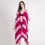 Wholesale women s Lightweight Tie Dye Kimono One fits most L Viscose