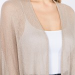 Wholesale do everything Love brand women s lightweight knit ruana One fits most