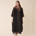 Wholesale do everything Love Brand Lightweight Maxi Lace Kimono One fits most L