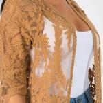 Wholesale lace Kimono Cotton One Fits Most L