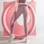 Wholesale women s Active Waisted Feel So Good Athletic Leggings pack Waistband W